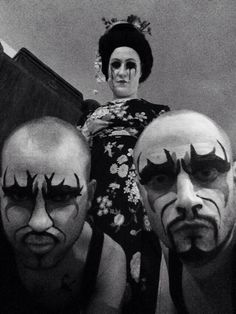 Terror geisha and her guards IV