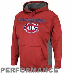 Montreal Canadiens Therma Advantage Pullover Fleece Hoodie #canadiens #habs #nhl