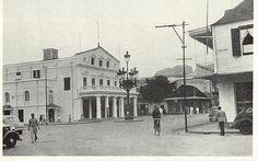 Port Louis Theatre c1950