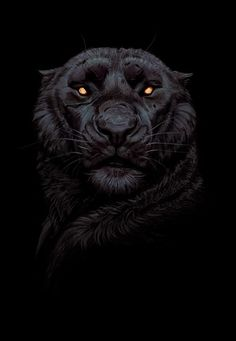 panther, Maria Zolotukhina - Effective pictures we provide you about di furniture A high-quality image can tell you many thi - Panther Logo, Black Panther, Black Tigers, Big Cats Art, Cat Art, Tiger Art, Creature Design, Mythical Creatures, Animal Drawings