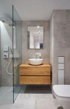 120 bathroom ideas relax in these spa bathrooms 6 Best Bathroom Designs, Bathroom Layout, Modern Bathroom Design, Bathroom Interior Design, Bathroom Styling, Interior Livingroom, Bathroom Sink Vanity, Ensuite Bathrooms, Bathroom Spa