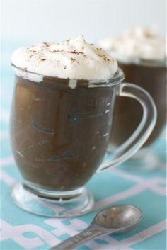 Chocolate Avocado Pudding -  (low carb, use sugar free maple syrup)