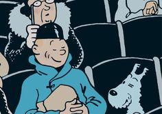 Musée Hergé - Conférence sur Tintin et le cinéma