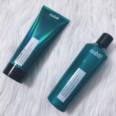Test du coffret subtil Colorlab Réparation Absolue - Gouiran Créative Shampoo, Water Bottle, Personal Care, Drinks, Casket, Lineup, Color, Drinking, Self Care