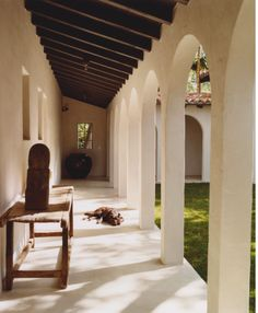 Top Celebrity Homes: CK's Escape. Inside Calvin Klein's home: laid-back private hideaway in Miami Colonial Style, Spanish Colonial, Spanish Revival, Spanish Style, Colonial Architecture, Architecture Details, House Architecture, Dream House Plans, My Dream Home