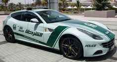 The Worlds Most Expensive Police Cars