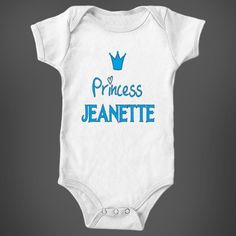 Frozen Princess Jeanette Baby Girl Name