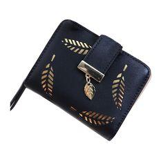 FGGS-Luxury Women Wallet Purse Female Small wallet lady short Wallets