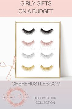 Eyelashes Print, Lash Wall Art, Beauty Salon Decor, Lash Salon Decor, Vanity Room Wall Art, Gift for Lash Technician