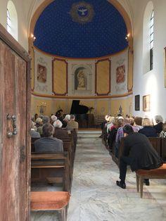 Concert un Boucarut's chapel Concert, Concerts