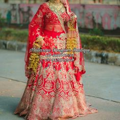 #Best #Designer #BridalLehenga #Collection 👉 📲 CALL US : + 91 - 86991- 01094 & +91-7626902441 DESIGNER BRIDAL LEHENGA #customize #custom #handmade #customized #design #fashion #custommade Best Designer Bridal Lehenga Collection | Maharani Designer Boutique, designer lehenga for bridal, designer bridal lehenga, latest designer lehenga for bridal, designer bridal lehenga bangalore, best designer bridal lehenga collection, best designer for bridal lehenga, Lehenga Choli Images, Bridal Lehenga Images, Lehenga Choli Wedding, Designer Bridal Lehenga, Red Lehenga, Indian Bridal Lehenga, Amritsar, Chandigarh, Bridal Outfits