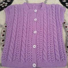 See all of your favorite 40 crochet vest patterns. Browse lots of Free Crochet Patterns and Examples. Crochet Vest Pattern, Afghan Crochet Patterns, Baby Knitting Patterns, Baby Patterns, Free Pattern, Crochet Baby Sweaters, Crochet Baby Booties, Baby Blanket Crochet, Free Crochet