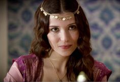 """Hatice Sultan - Magnificent Century - """"The Ghost of the Past"""" Season 1, Episode 18"""