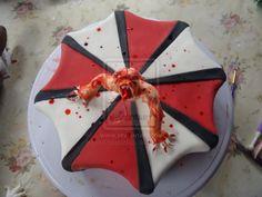 Resident evil cake
