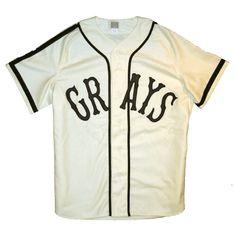Homestead Grays 1937 Home Jersey (Negro League Baseball)