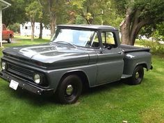 1962 Chevrolet C10 - North Brookfield, MA #8326636256 Oncedriven