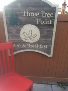Three Tree Point Bed & Breakfast Seattle, WA ​September 1st - 7th, 2015 - See more at: http://www.redchairtravels.com/september.html#sthash.L3JTlLt5.dpuf