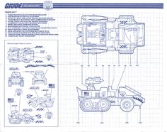 Tiger Cat Blueprint