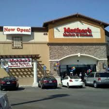 Mother's Market & Kitchen~  Brea, Ca.  Best Vegetarian Posole EVER!!!  They make it green and red
