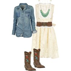 I'm buying these boots and I love this outfit!!!