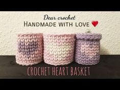 코바늘로 뜨개질 패턴을 떠보자 :터니시안 니트 스티치 (crochet Tunisian knit Stich) - YouTube