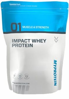 Impact Whey Protein by Myprotein at Bodybuilding.com! - Best Prices on Impact Whey Protein!