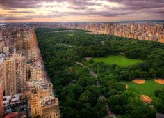 Central Park - New York, NY