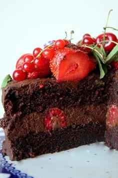 Calzone, Vegan Sweets, Healthy, Cake, Pizza, Recipes, Food Food, Kuchen, Recipies