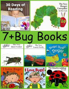 This week was fun bug books! There were lots of fun and different books we read. I can't believe another week has gone by for this month! How did your reading go? Preschool Literacy, Preschool Books, Kindergarten, Challenge Week, Reading Challenge, Insect Activities, Activities For Kids, Book Suggestions, Book Recommendations
