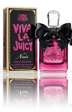 Viva La Juicy Noir. Fave perfume!  Love this and the original Viva La Juicy.  Only perfume I've bought consistently, as usually I get tired of them after a while, but I've  been wearing Viva La Juicy since it came out basically and still love it and get compliments.