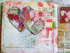 art making journals