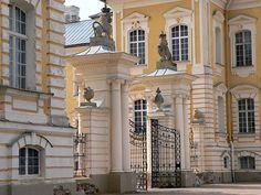 The Rundale Palace, Jelgava, Latvia
