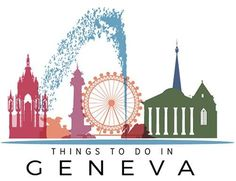 The grapevine guide to interesting things to do in Geneva in English for expats, locals or visitors.