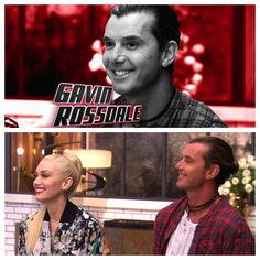 #TeamGwen with Gavin Rossdale