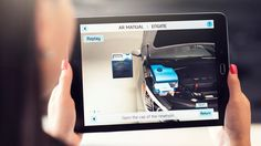 Tablet-based electronic car owner's manuals are par for the course these days, but Hyundai's taking it a step further, announcing this week that it'll be launching an augmented reality (AR) manual...