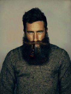 That is an epic beard