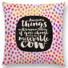 Choose Warm Words Kind Heart Positive Mind Brave Spirit Decorative Letters Cushion Sofa Throw Pillow Perfect for decorating your room in a simple and fashion way. Suitable for living room, bedroom, sofa, couch, bed, car, seat, floor, bench, office, cafe, etc. A very easy way to decorate an entire room without much work with this trendy and clean-looking pillow covers set. Girl Boss Products and Merchandise | Buy Now | Free shipping on all orders