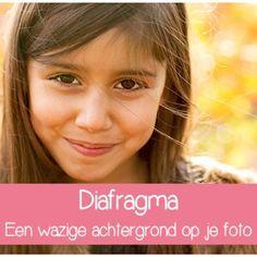Wat is diafragma?   Een wazige achtergrond op je fotoMirjam de Pagter Fotografie