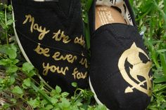 TOMS and The Hunger Games?  Yes, please!