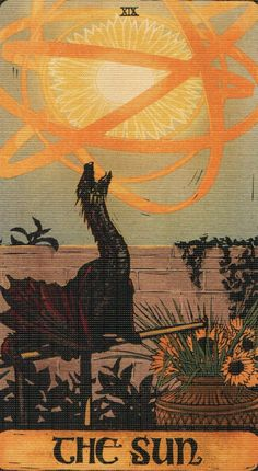 Arcano XIX: El Sol - Tarot de Game of Thrones