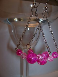 my version of these  http://quietlioncreations.blogspot.com/2012/01/nugaards-briolette-trapeze-earrings.html