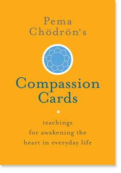Let compassion and fearlessness guide you and you'll live wisely and effectively in good times and bad. Here Pema Chödrön offers a powerful method to awaken these qualities using a practice called lojong, which has been a primary focus of her teachings and personal practice for many years. In this boxed set, she provides all the tools needed to practice it in your own life. It includes:an introduction to the