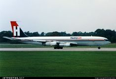 Photo of G-HEVY - Boeing 707-324C - HeavyLift Cargo Airlines