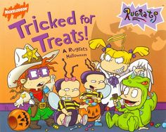 rugrats halloween | Tricked for treats ! A Rugrats Halloween