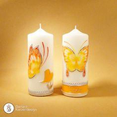 Blattwachs zum Verzieren von Kerzen und Festtagskerzen Natural Candles, Pillar Candles, Fa, Homemade, Cool Stuff, Madness, Homemade Candles, Important Documents, Wax