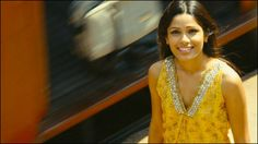 Slumdog Millionaire - Latika: 'I thought we'd be together only in death.'