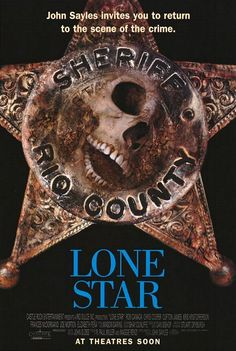 """Lone Star"", drama film by John Sayles (USA, 1996)"