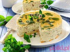 Sernik na zimno - przepis, składniki i przygotowanie. Sprawdź przepis na miętowy sernik na zimno - pyszny i oryginalny deser o orzeźwiającym smaku.