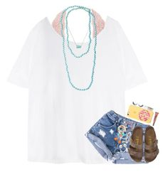 """""""•EVERYONE READ D NOW•"""" by cfc-28-sc ❤ liked on Polyvore featuring Charlotte Russe, Acne Studios, Birkenstock, Aurélie Bidermann, Kendra Scott, Tai, Feather & Stone, Mikimoto, Rimini and Benefit"""