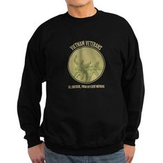 Vietnam Veteran T-shirt - Vietna Sweatshirt (dark)
